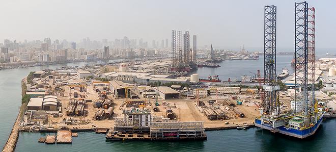 Sharjah – Lamprell Plc